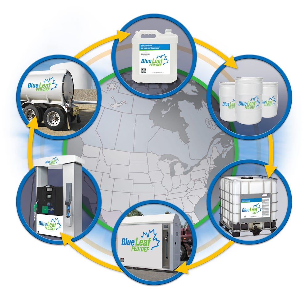 Blue Leaf Diesel Exhaust Fluid Canadas Leading Engine Diagram Whether You Need Refined Fuels Tank Maintenance Lubricants Or Compressed Natural Gas Deliveryone Is Fully Capable Of Handling Your